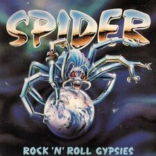 Spider - Rock N Roll Gypsies LP