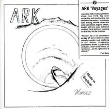 Ark - Voyages CD