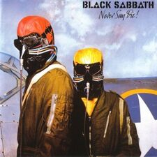 Black Sabbath - Never Say Die CD