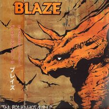 Blaze - The Rock Dinosaur LP