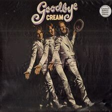 Cream - Goodbye LP