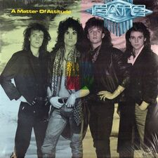 Fate - A Matter of Attitude LP