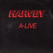 Harvey - A-Live LP
