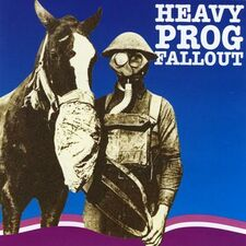 Various Artists - Heavy Prog Fallout CD