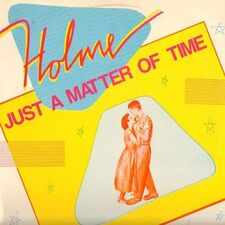 Holme - Just A Matter of Time LP
