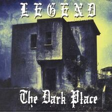 Legend - The Dark Place CD