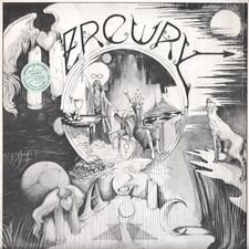 Mercury Magic - Mercury Magic LP