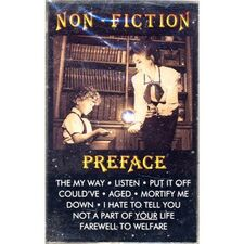 Non-Fiction - Preface Cassette
