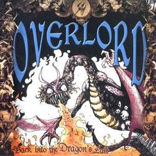 Overlord - Back Into the Dragon's Lair CD