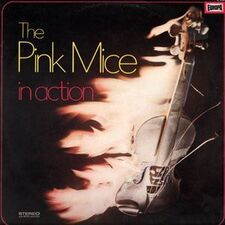 Pink Mice - In Action LP