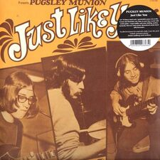Pugsley Munion - Just Like You LP