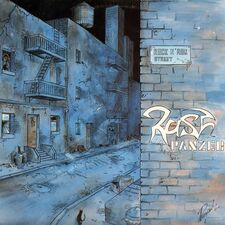 Rash Panzer - Rock N Roll Street LP