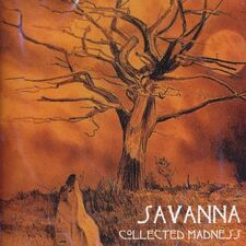 Savanna - Collected Madness CD