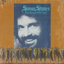 Simon Stokes - The Buzzard of Love LP
