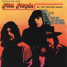 Sixting Music - Rendering Pink Floyds CD