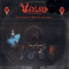 Warlord - And the Cannons of Destruction Have Begun LP