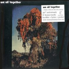 We All Together - We All Together CD