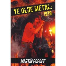 Ye Olde Metal 1979 Book