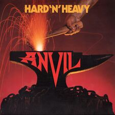 Anvil - Hard 'N' Heavy LP