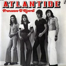 Atlantide - Francesco Ti Ricordi LP