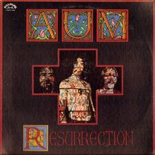Aum - Resurrection LP