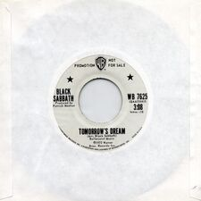 Black Sabbath - Tomorrow's Dream / Laguna Sunrise 7inch
