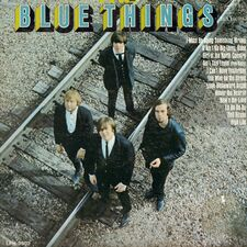 Blue Things - Blue Things LP