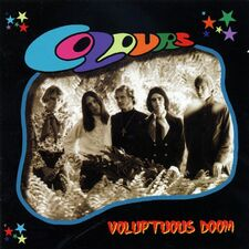 Colours - Voluptuous Doom 2-CD