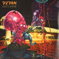 Dzyan - Electric Silence LP
