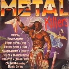 Various Artists - Metal Killers LP