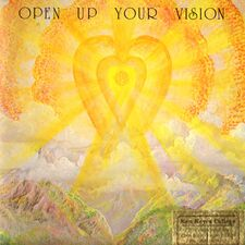Josefs, Jai Michael - Open Up Your Vision LP