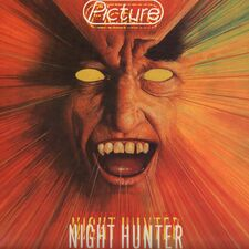Picture - Night Hunter LP