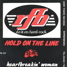 RFB - Hold On The Line 7inch