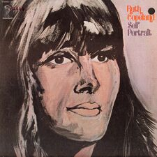 Ruth Copeland - Self Portrait LP