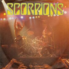 Scorpions - The Zoo / Holiday 7inch
