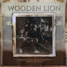 Wooden Lion - Wooden Lion CD