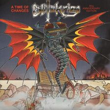Blitzkrieg - A Time Of Changes 30th Anniversary Edition LP
