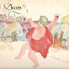 Days - Bacchus Is Back LP