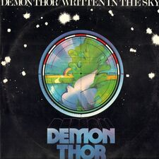Demon Thor - Written In The Sky LP