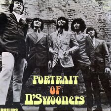 D'Swooners - Portrait Of D'Swooners LP