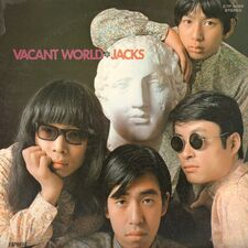 Jacks - Vacant World LP