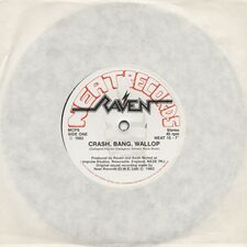 Raven - Crash, Bang, Wallop / Rock Hard single