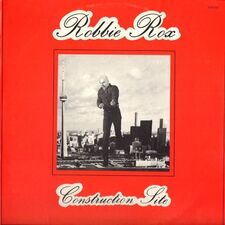 Robbie Rox - Construction Site LP