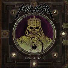 Skelator - King Of Fear CD