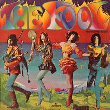 The Fool - The Fool LP
