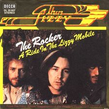 Thin Lizzy - The Rocker / A Ride In The Lizzy Mobile (single)