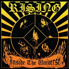 Rising - Inside The Universe CD