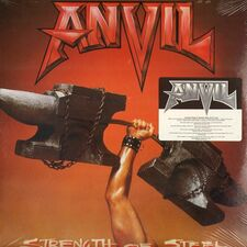 Anvil - Strength Of Steel LP