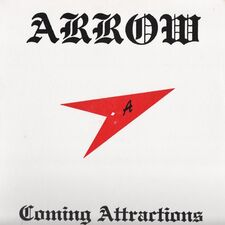 Arrow - Coming Attractions LP