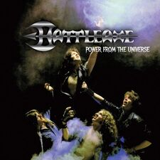 Battleaxe - Power From The Universe CD